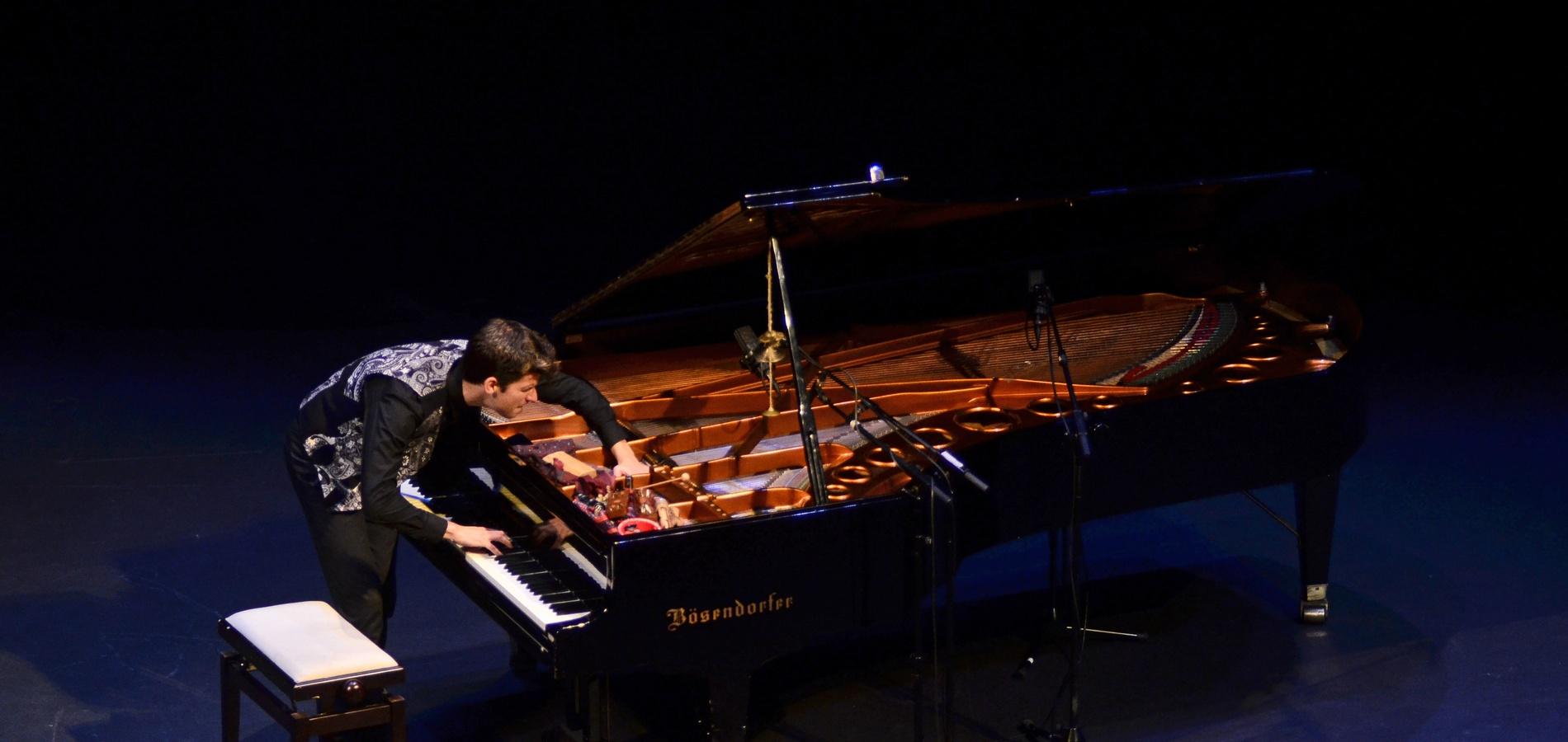 Marco Mezquida, biografía, galería y obras | TalentIB